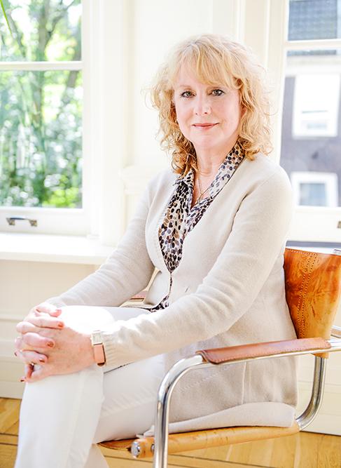 Nancy van den Berg-Cook